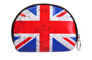 Robin Ruth Licensed London Large Jane Union Jack Coin Purse
