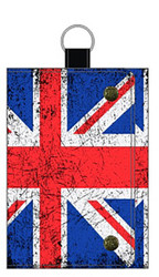 Robin Ruth Licensed London Union Jack Wallet