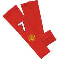 Manchester United FC Sleefs Compression Sleeves -DiMaria #7 Pair