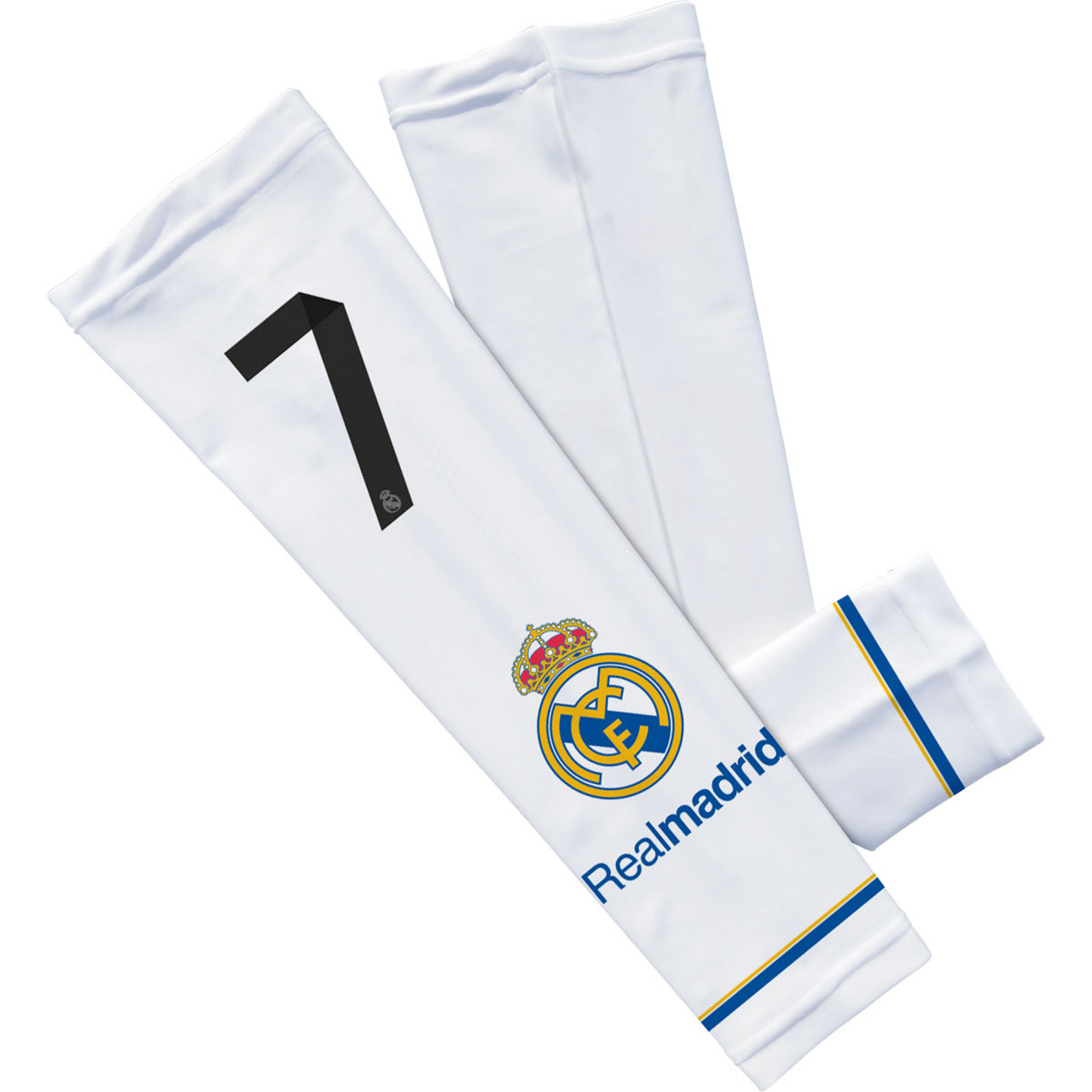 quality design c8898 9fe18 Real Madrid FC Sleefs Compression Sleeves -Ronaldo #7 Pair