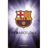 BARCELONA FC,  Crest  Official Soccer  Poster #310