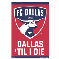 MLS Licensed FC Dallas Crest-#35