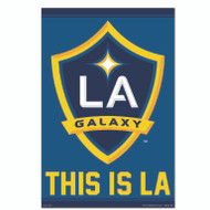 MLS Licensed LA Galaxy Crest-#50