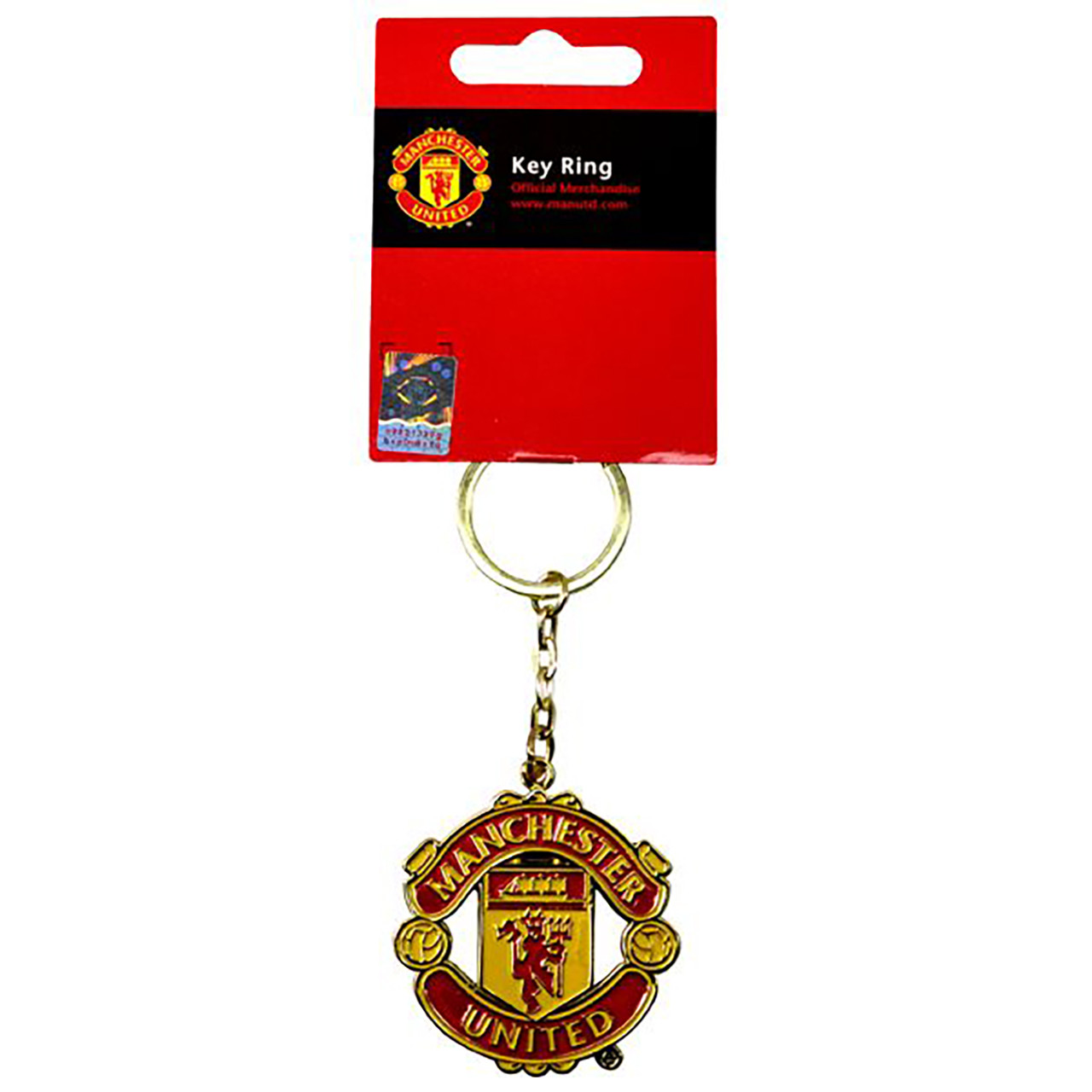 Manchester United Player Keyrings