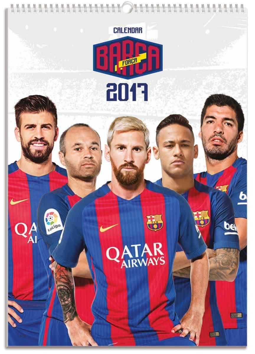Barcelona Fc Calendar 2017