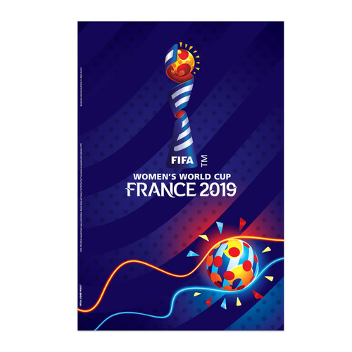 Women's World Cup 2019 Impact Poster