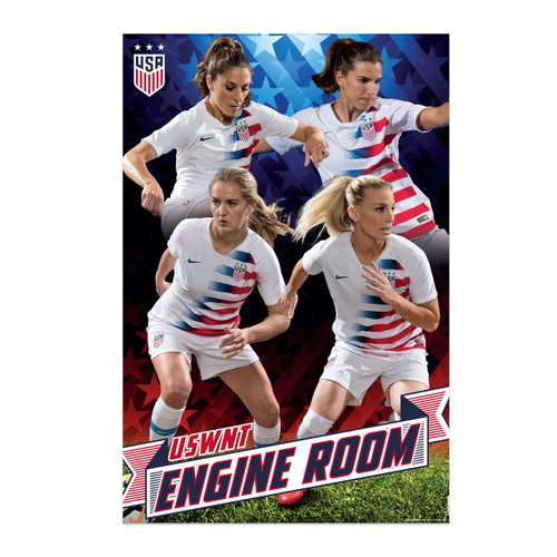 The Engine Room Poster