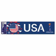 Womens World Cup - Team USA Bumper Sticker