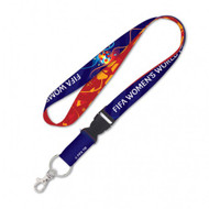 WWC 19 - Regular Lanyard