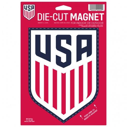 USWNT - Die Cut Magnet