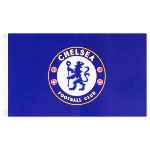Chelsea FC Licensed Flag 5' x 3'