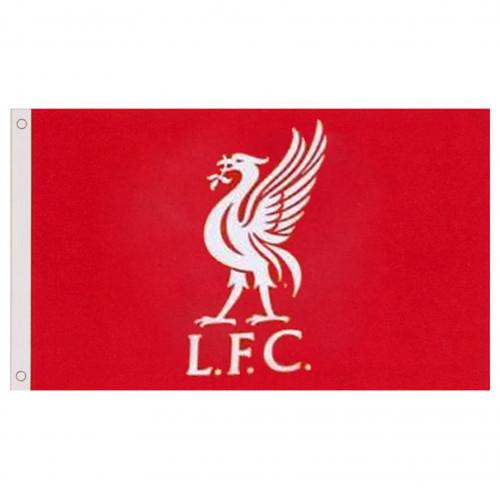 Liverpool FC Licensed Flag 5' x 3'