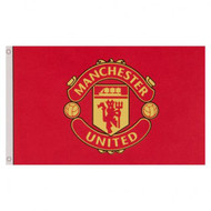 Manchester United FC Licensed Flag 5' x 3'