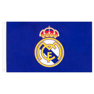 Real Madrid Licensed Flag 5' x 3'