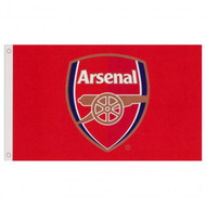 Arsenal FC Licensed Flag 5' x 3'