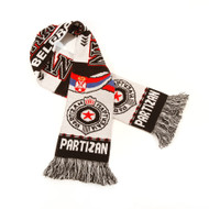 Partizan Belgrade - Authentic Fan Scarf