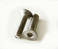 Flat Head Cap Scew M3 x 12mm 18-8 Stainless Screws