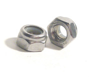 5mm Nylon Reinforced Lock Nuts ( Nylock )