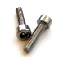 Socket Head Cap Screw M3 x 12 Stainless Screws