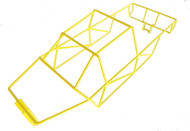 T-Maxx 4908 4907 YELLOW Stainless Steel Full Roll Cage