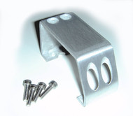 T-Maxx and E-Maxx Brushed Aluminum Steering Servo Cover