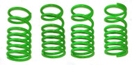 Traxxas Summit Green Dual Rate Shock Springs Set