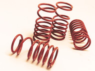 Traxxas Jato  Orange Dual Rate Shock Springs Set by RC Raven