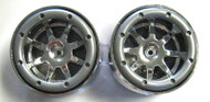 Set of two (83 x 56mm with 14mm Hex axle hub) Bead Lock Rim