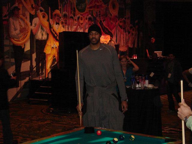 Shaq Custom Pool Table Cloth