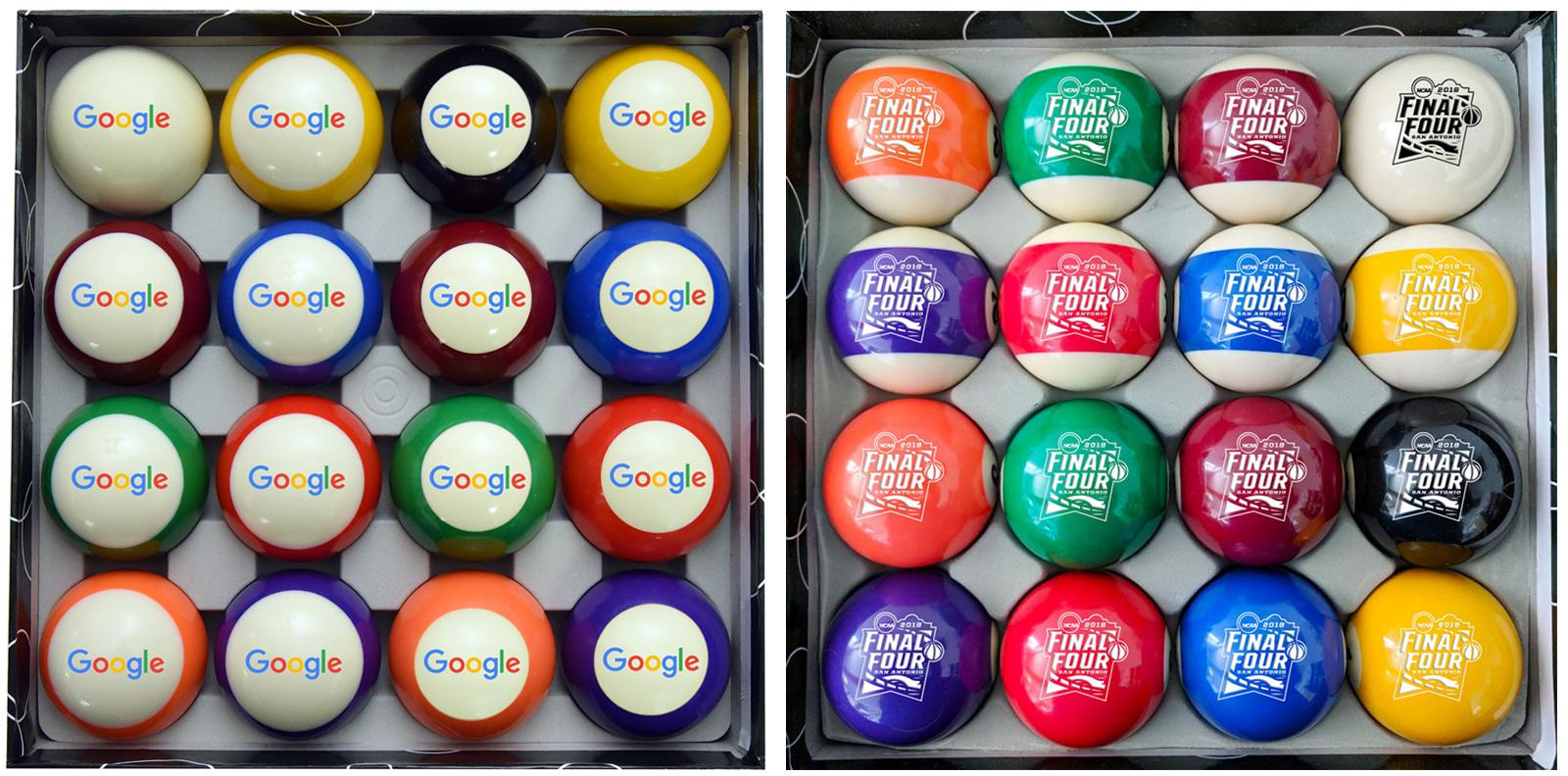 Custom Ball Sets
