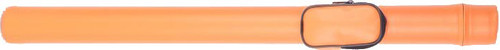Sterling Round Orange Cue Case for 1 Cue