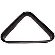 Economy Black Plastic Pool Ball Triangle