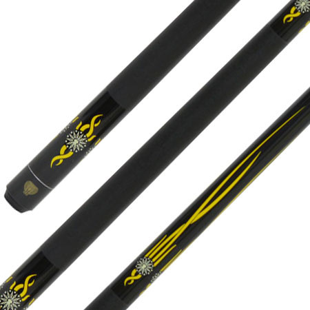 Gold Cobra Model Pool Cue SB-N7