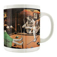 Scratching Beagle 11oz. Coffee Mug