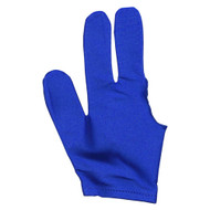 Sterling Billiard Glove, Blue
