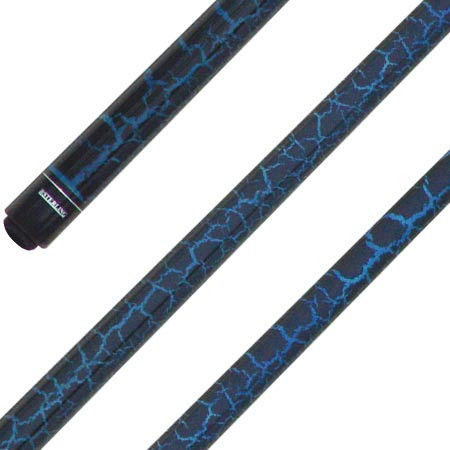 Sterling Blue Lightning Pool Cue