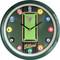 Pool Table Clock