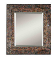 Jackson Metal Framed Wall Mirror
