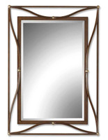 Thierry Framed Wall Mirror