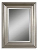 Mario Silver Framed Wall Mirror