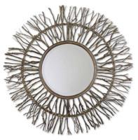 Josiah Round Wall Mirror