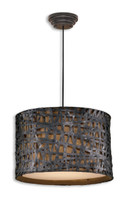 Alita Metal Hanging Pendant Light