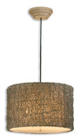 Knotted Rattan Hanging Pendant Light 2