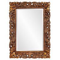 Barcelona Rectangular Framed Wall Mirror