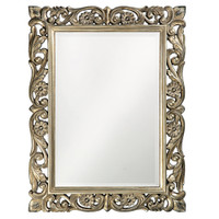 Chateau Rectangular Framed Wall Mirror