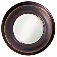 Dublin Round Framed Wall Mirror