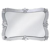 Messina Rectangular Framed Wall Mirror