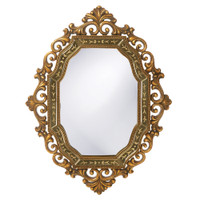 Ariana Ornate Framed Wall Mirror