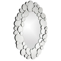 Stratus Oval Framed Wall Mirror