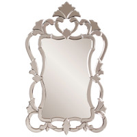Contessa Ornate Framed Wall Mirror